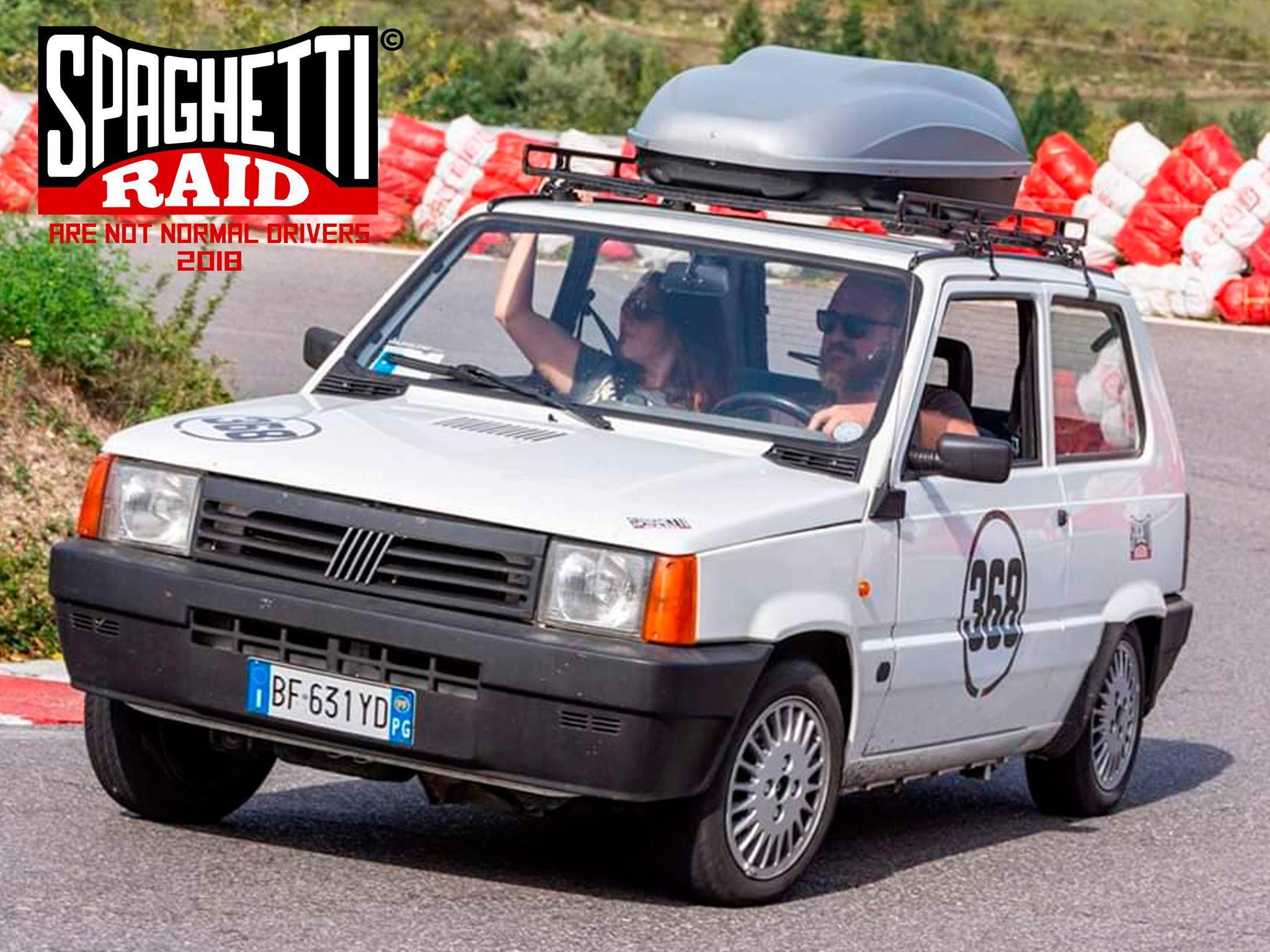 Team DAS PANDA #368 Fiat Panda 900 del '99 Città Casinina PU
