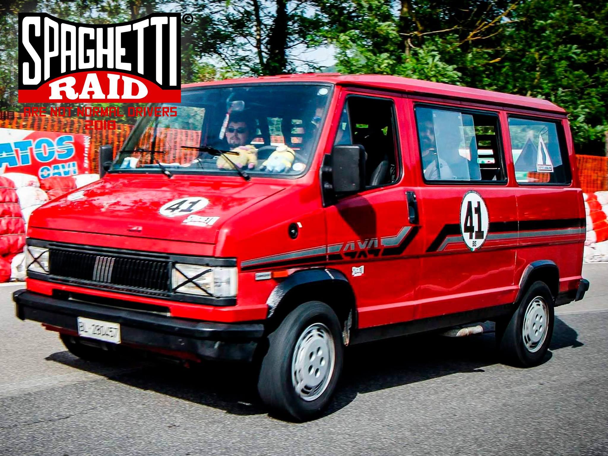 TEAM SEASALTERS #41 BIS FIAT DUCATO del '92 Città: Cremona