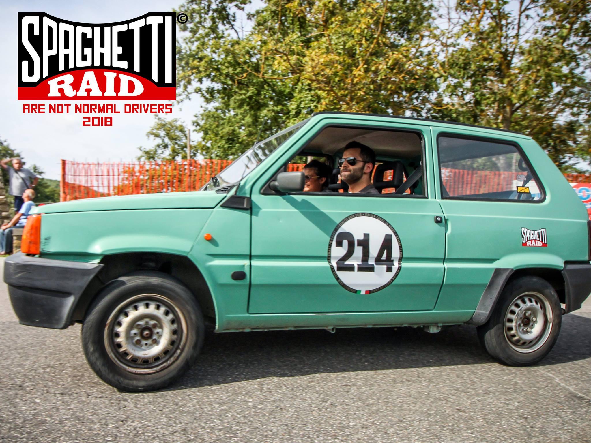 Team DAS PANDA #214 FIAT PANDA YOUNG 900cc del '99 Città: Macerata Feltria PU