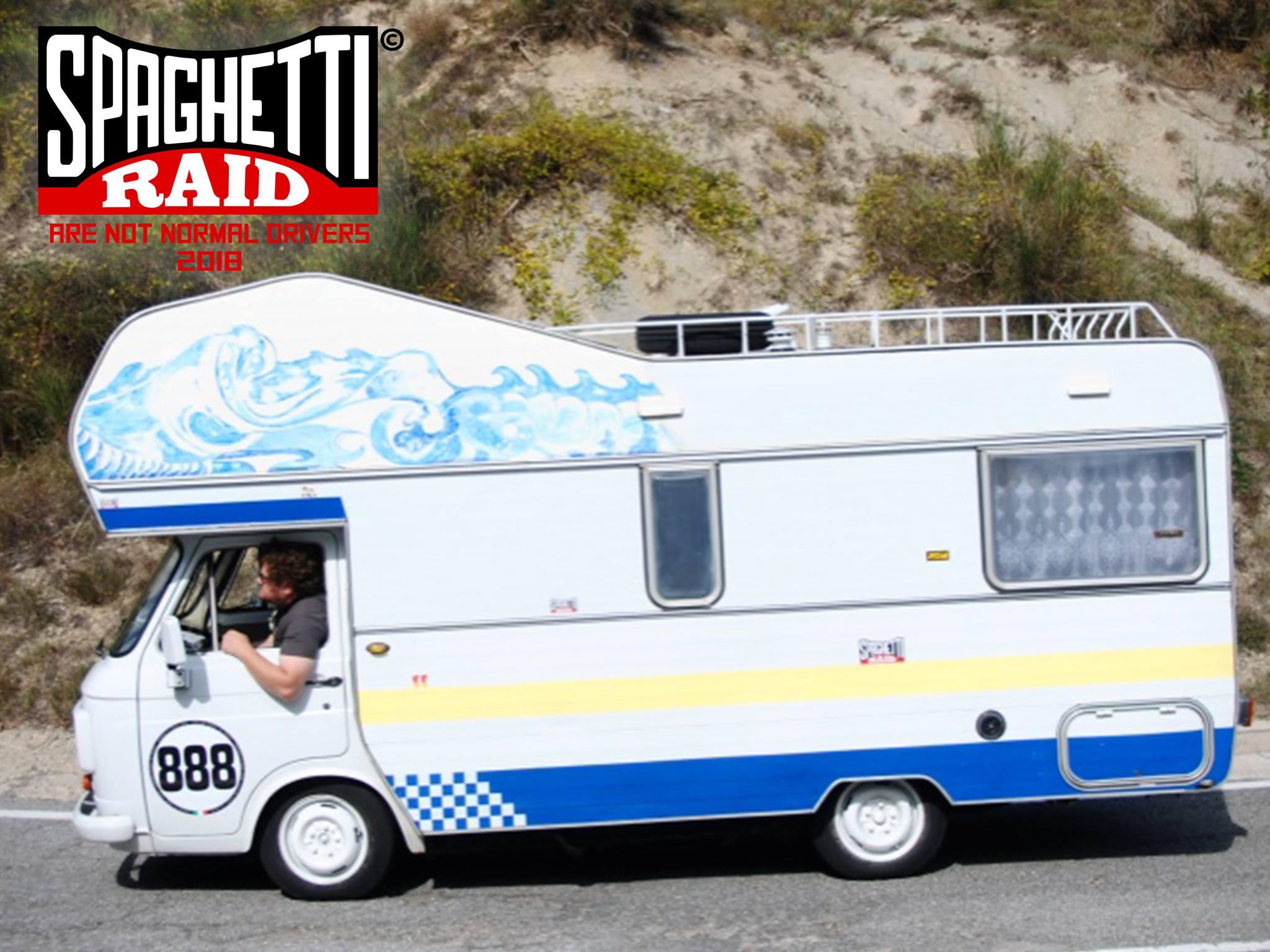 Team POLENTA TEAM #888 FIAT 238 del '82 Città: Pordenone