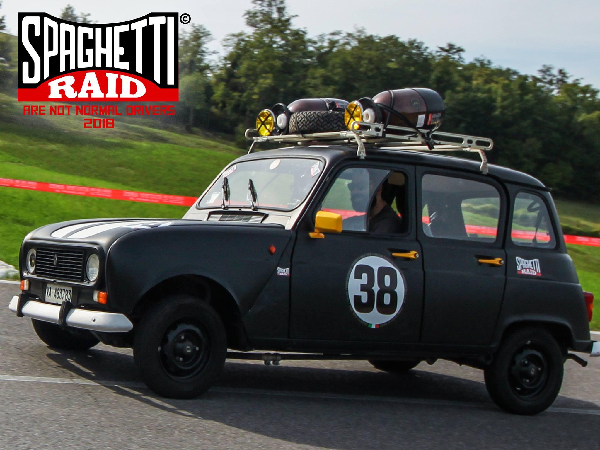 Team ROAD MOTOR #38 RENAULT 4 TL 950cc del '89 Città: Misano Adriatico RN