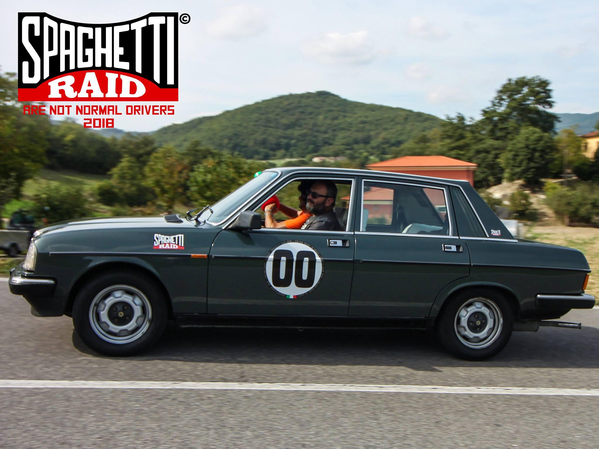 Team BOTA #00 LANCIA TREVI del '82 Città: Montecolombo RN
