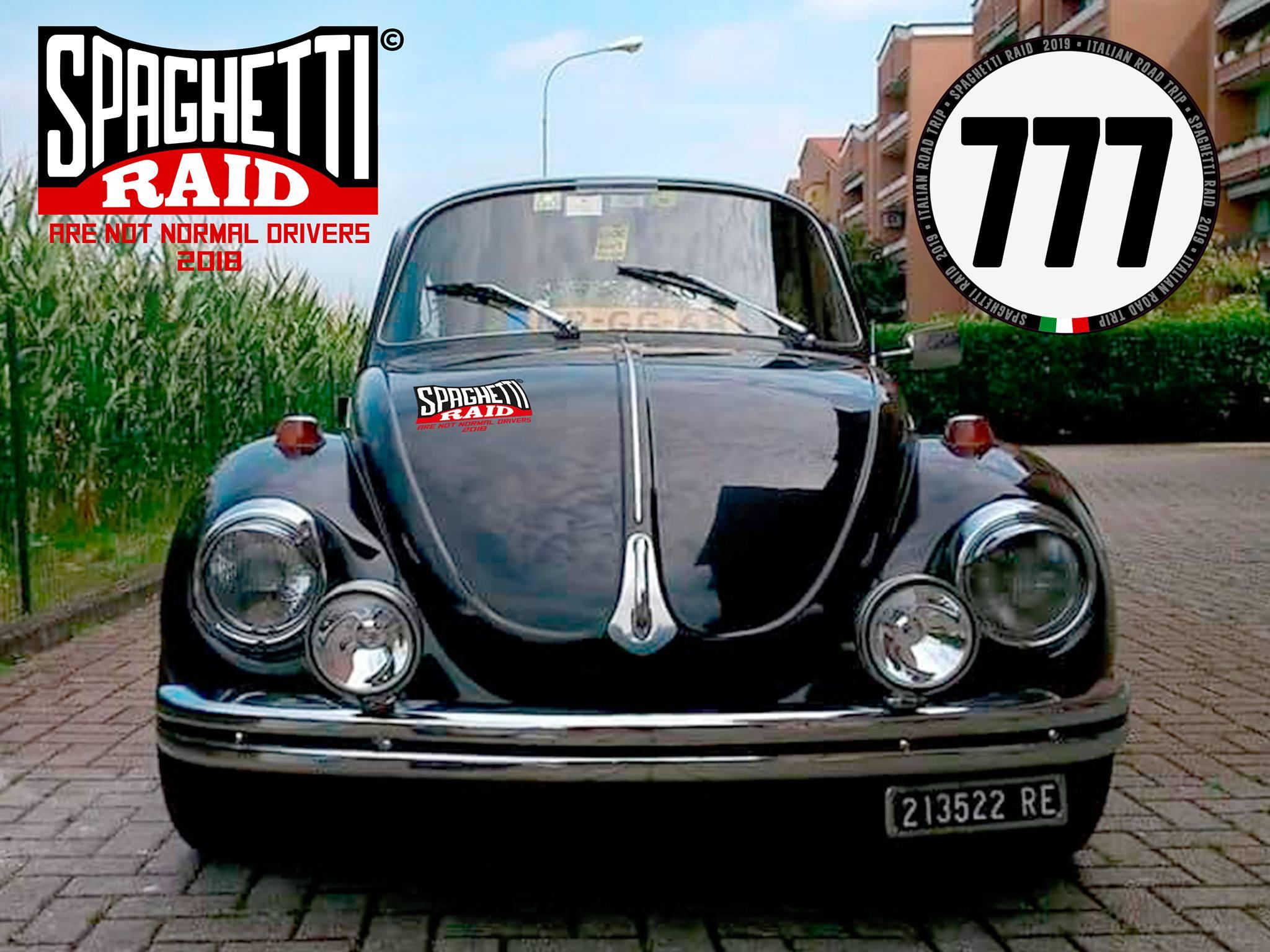 Team Z.N.P. #777 MAGGIOLONE 13AB1 1289cc del '73 CIttà: Reggio Emilia