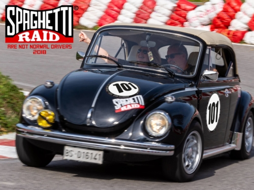 Team: KALIMBA ROAD #101 VW MAGGIOLONE 1303cc del '74 Città: Bergamo