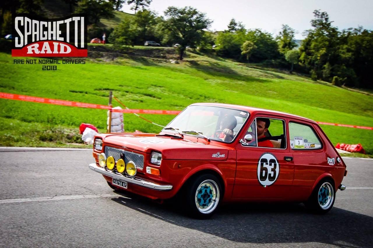 Team PORTUNO #63 FIAT 127 903cc del '72 Città: Cupramontana AN