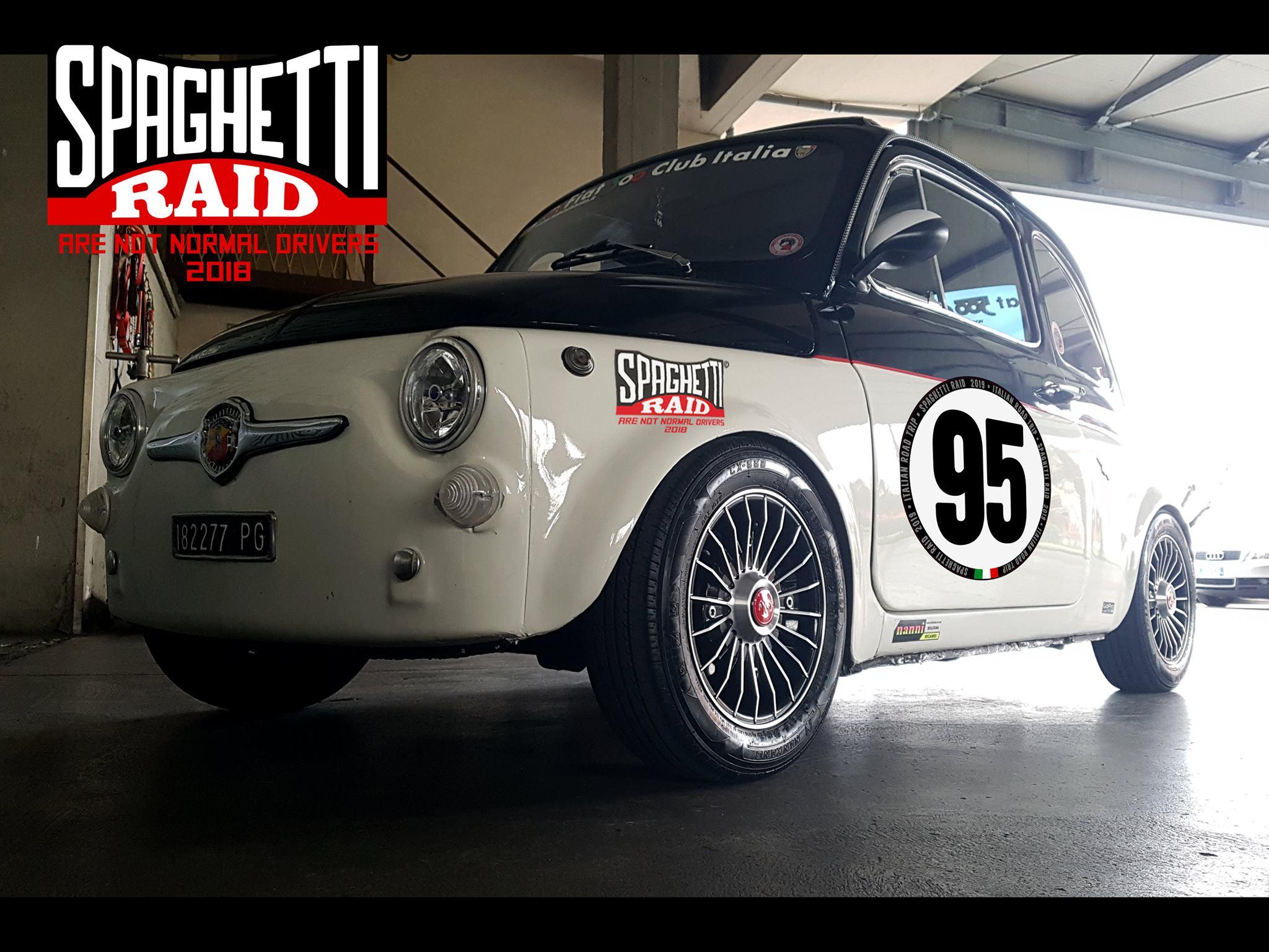Team BELLINI #167 FIAT 500 del '71 Città: Magione PG