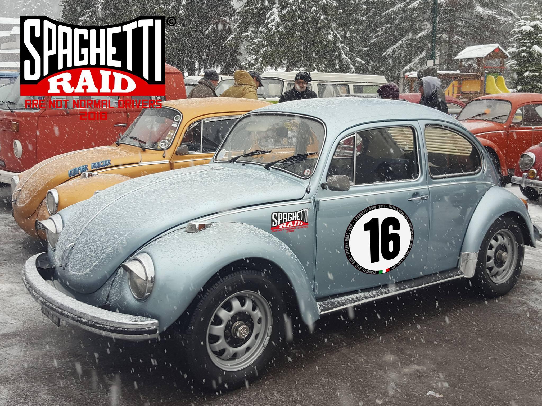 Team FRECTAN #167 VW MAGGIOLINO 1200cc del '72 Città: Luzzara RE