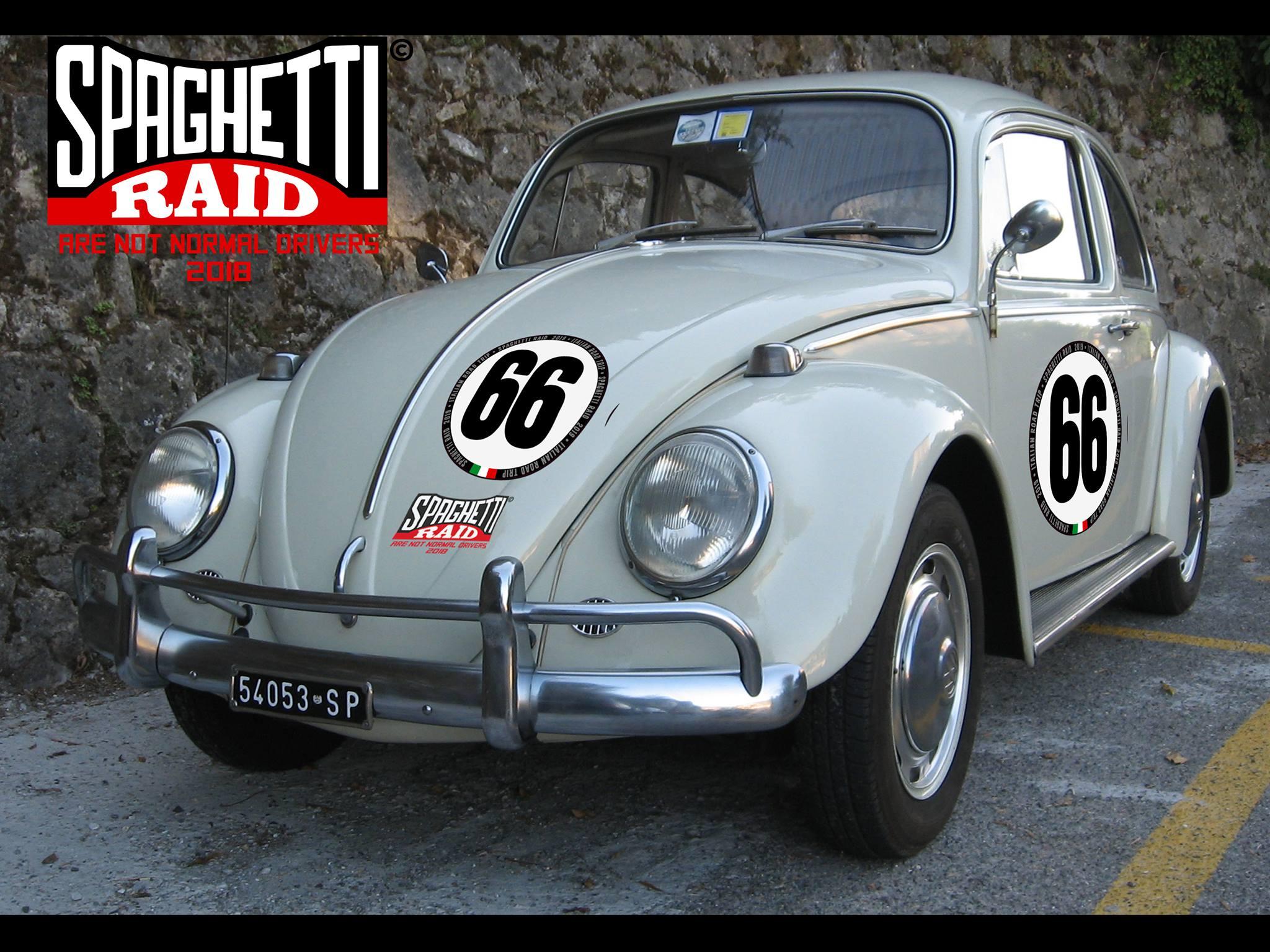 Team INGE & PUFFA #167 VW MAGGIOLINO 1192cc del '66 Città: Lerici SP